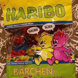 Haribo 拖手熊仔橡皮糖