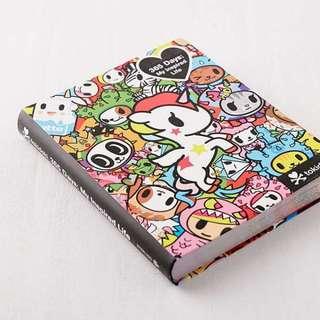 Tokidoki 365 Days note book