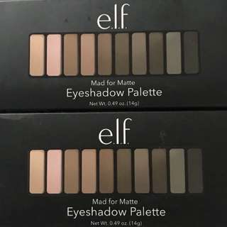 Mad for matte nude eyeshadow