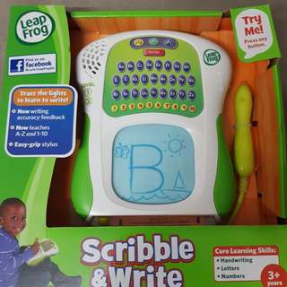 Scribble & Write
