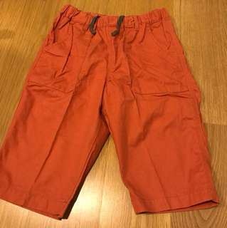Brown uniqlo pants size XL