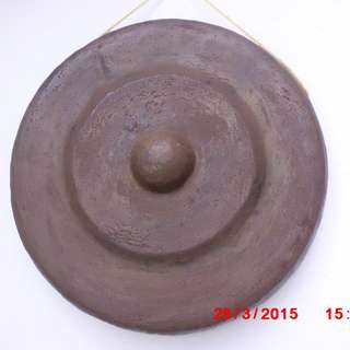 Old Chinese Gong
