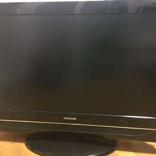 "Hitachi 32"" LCD TV"