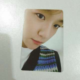 WTS Baekhyun photocard universe
