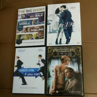 DVD ($100 for 4)