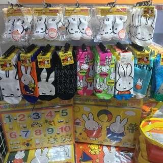 (代購)日本 miffy 襪子