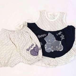 Baby Dress One Set