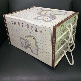 Best for Baby gift set 三层抽屉式高档婴儿礼盒
