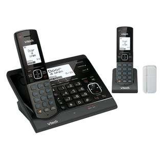 [100%新] VTech VC7151-202A  數碼室內無線電話雙子機組合