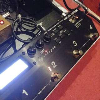 Boss MS-3 Multi Effect Switcher