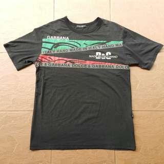 Original dolce and gabana t shirt
