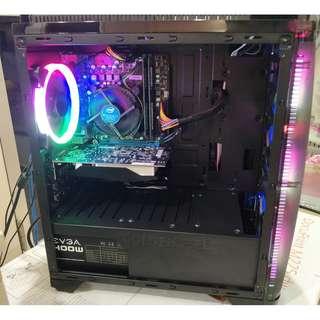 Intel i5 3470 + GTX 1050 Ti 4GB - Gaming Desktop PC