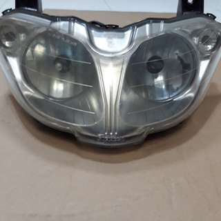 Gilera headlight
