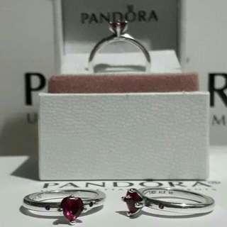 Pandora ring (valentine's collection)