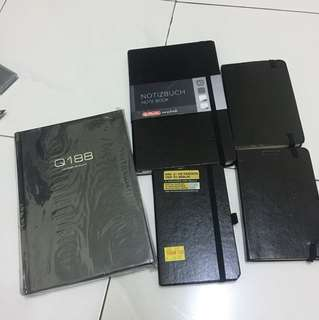 Notebook set for all