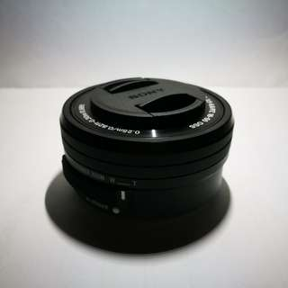 Sony E-mount 16-50 lens (for a5000, a5100, a6000, nex5/6/7)