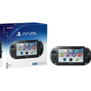 Looking for PS VITA