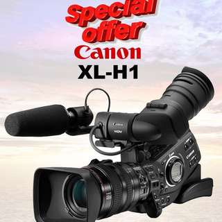 Cano XL H1 Pro Video
