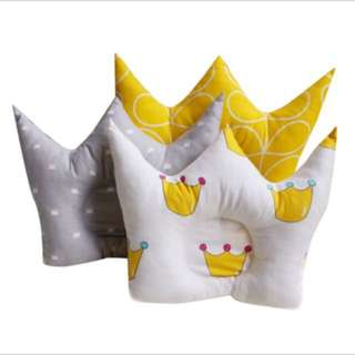 *In stock* Infant Baby Crown Pillow