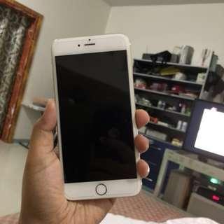 Iphone 6plus gold (smart lock )