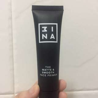 MINA THE MATTE & SMOOTH FACE PRIMER