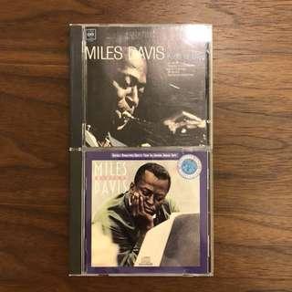 Miles Davis CDs
