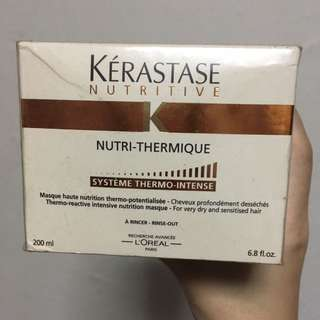 Kerastase nutri thermique thermo reactive intensive nutrition mask