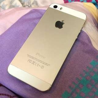 Iphone 5S 16GB sliver
