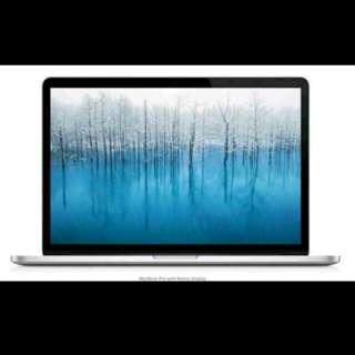 Apple Macbook Pro Retina MPTR2 Kredit bisa tanpa CC free 1x angsuran