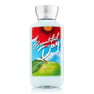 BATH AND BODY WORKS BEAUTIFUL DAY BODY LOTION 236 ML - COD FREE SHIPPING