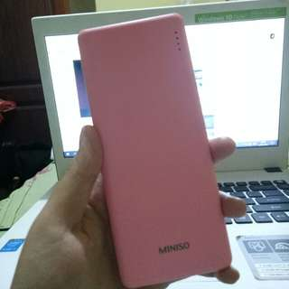 Powerbank miniso