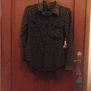 New chiffon blouse