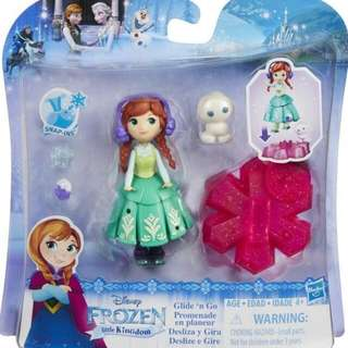 princess little kingdom anna set