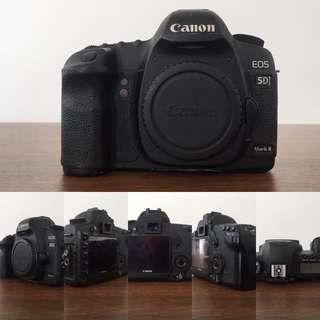5dm2 5d mark 2 sigma 35mm f1.4 art canon 50mm f1.8 stm speedlite 580exii