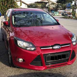 2012 Ford Focus S 2.0