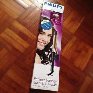 """Philips Ceramic 1"""" SalonCurl Pro Hair Curler"""