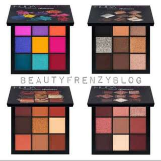 Huda Beauty Obsessions Palette