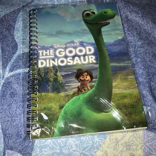 $1 Sale: Disney The Good Dinosaur Note Book