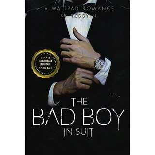 THE BAD BOY IN SUIT - YESSY N