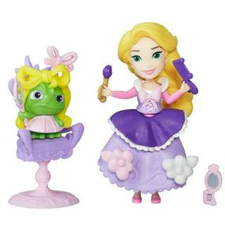 princess little kingdom tangled set
