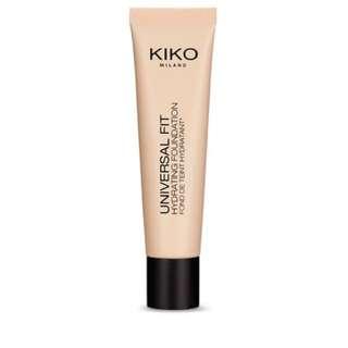 KIKO Universal Fit Hydrating Foundation