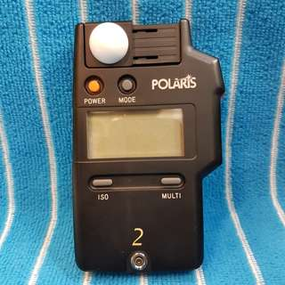 Polaris light meter