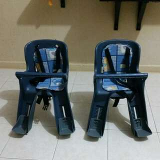Baby seat for both
