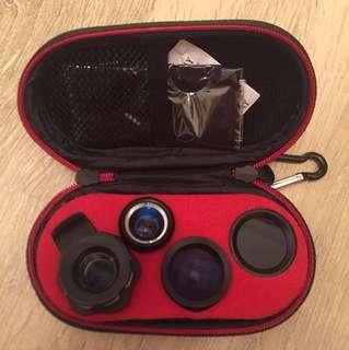 Portable Mobile Camera Accessories