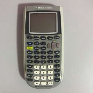 TI-84 Plus Pocket SE