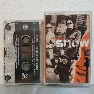 Cassette》Snow - 12 Inches Of Snow