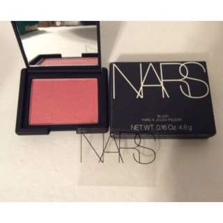 NARS Blush - Orgasm 4.8g  Brand New & Authentic (NO OFFERS)