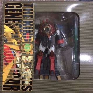 The King of Braves GaoGaiGar Set of 3 Figures