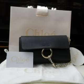 Chloe Faye Wallet Bag