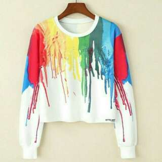 Ink Colour Sweater